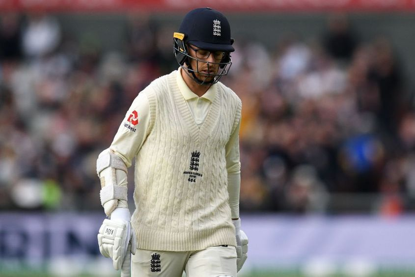 Jack Leach couldn't quite repeat his Headingley heroics