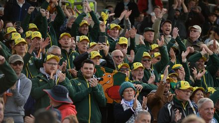 It's come home - Australia fans celebrate team's emphatic win