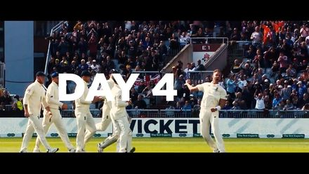 Ashes 2019: 4th Test, day 4 – highlights