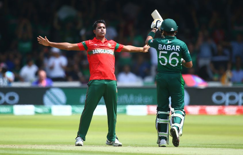 Saifuddin's last international appearance came against Pakistan at the ICC Men's Cricket World Cup 2019