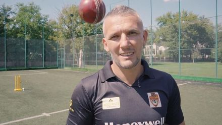 ICC 360 – Pavel Florin: Romania's unique cricketer