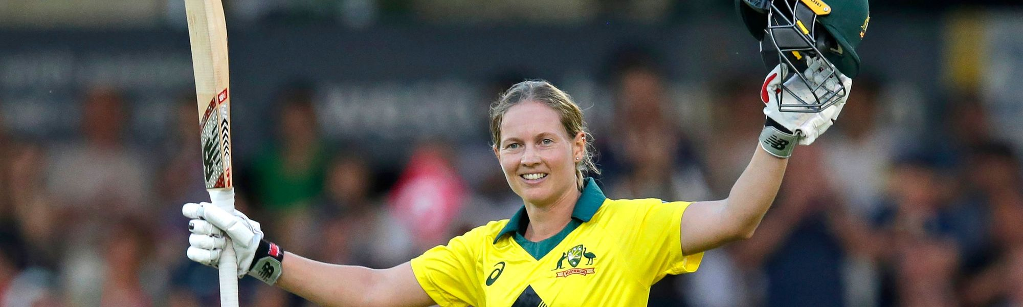 Meg Lanning continued her fine form from the Ashes