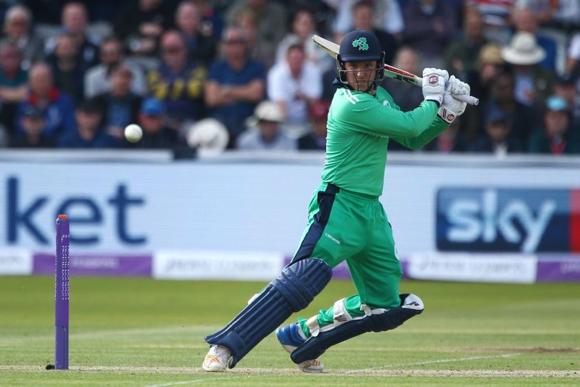 Gary Wilson will captain Ireland in the tri-series