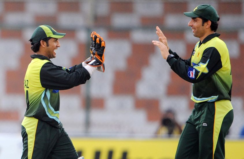 Former Pakistan captain Misbah-ul-Haq is now head coach of the side