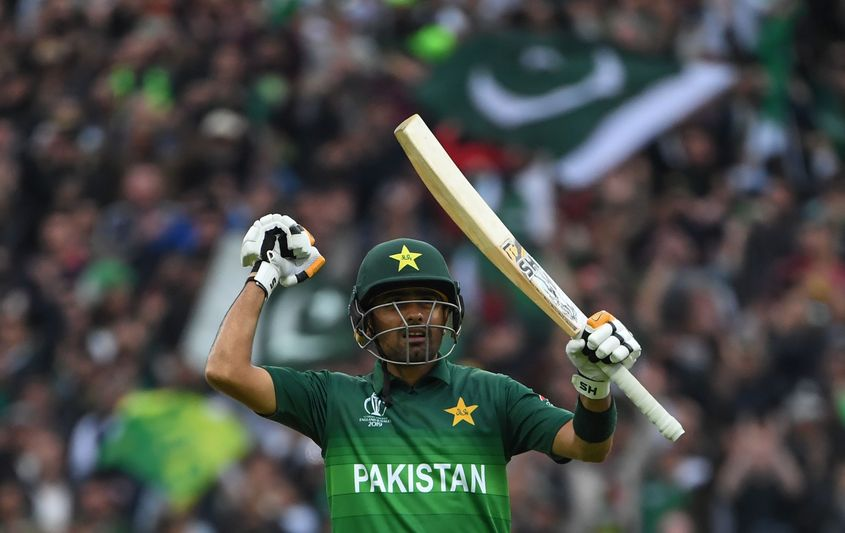 Babar is Pakistan's most consistent white-ball batsman