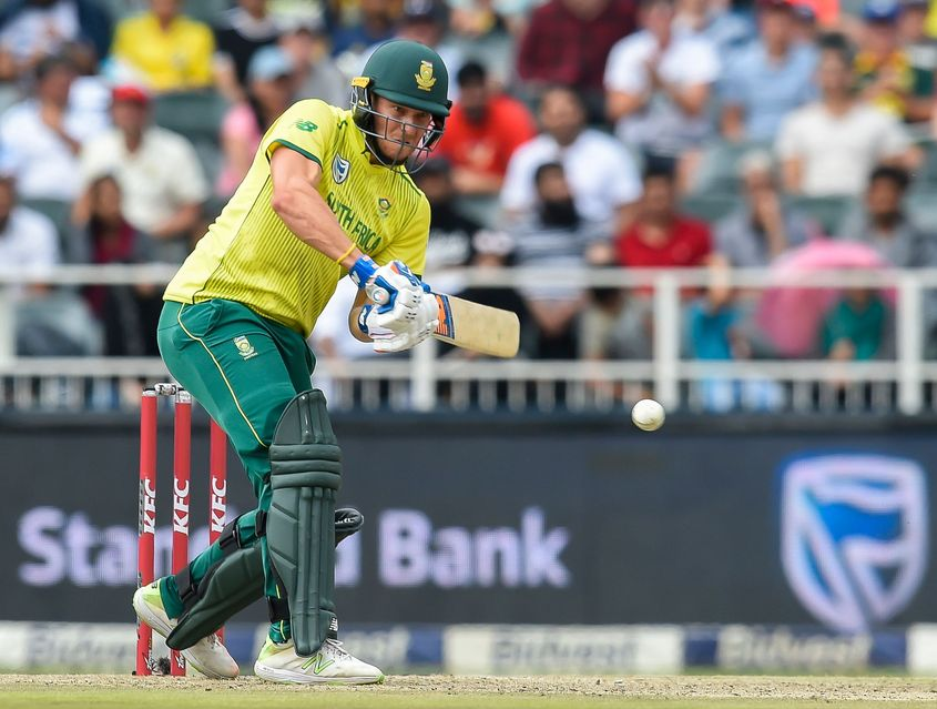 David Miller is one of few experienced players in South Africa's side to face India