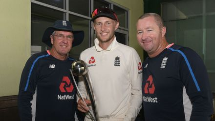 Another famous overseas Test victory came in late 2018, when Joe Root's men accomplished a historic clean-sweep of Sri Lanka in their own backyard