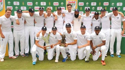 Test cricket didn't take a backseat either, with England securing a famous 2-1 victory in South Africa in the 2015-16 series