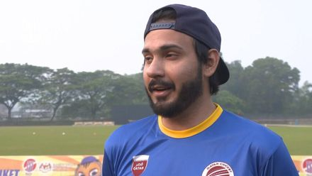 ICC CWC Challenge Group A – SIN v QAT: Qatar captain pre-match interview