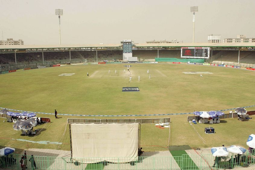 Karachi will host the first ODI between the sides