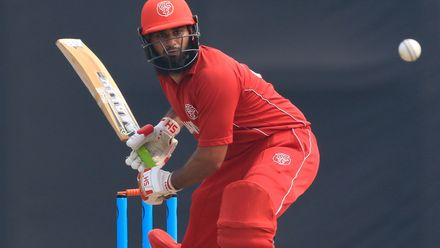 ICC CWC Challenge Group A – DEN v VAN: Khan falls four short of a fifty