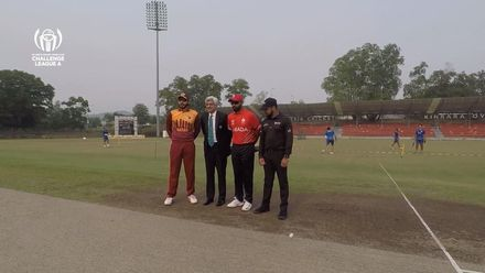 ICC CWC Challenge Group A – CAN v QAT: Match highlights