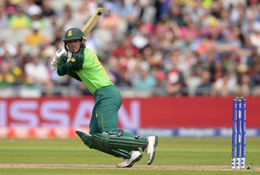 Quinton de Kock is in contention to lead South Africa at next year's ICC Men's T20 World Cup