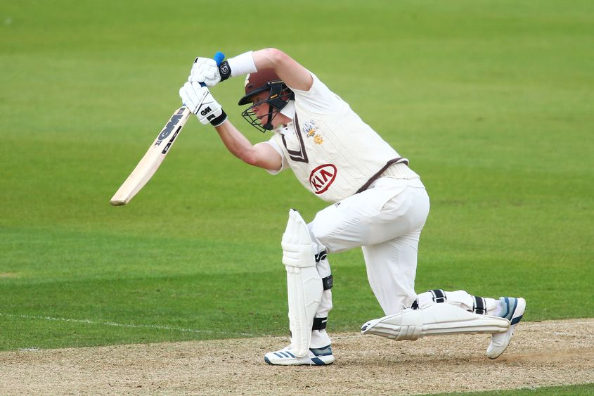 Ollie Pope has long been touted as one of the most promising young batsmen in the country