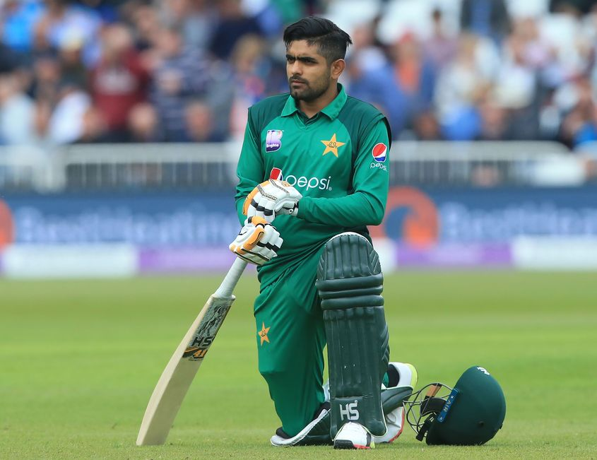 Babar Azam has only played one ODI in Pakistan – his debut 50-over match against Zimbabwe in Lahore