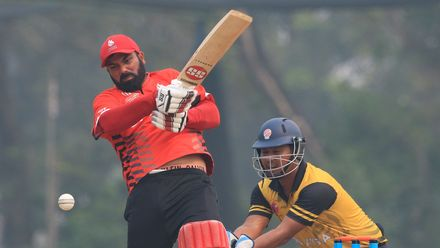 Canada finished top of the table, with their captain Navneet Dhaliwal hitting the most sixes (16) in the tournament
