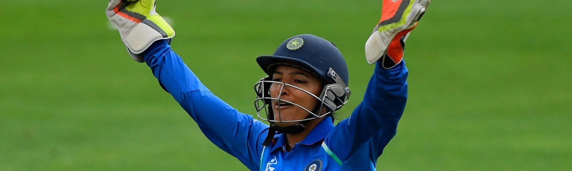 Sushma Verma Returns To India Squad For West Indies Tour