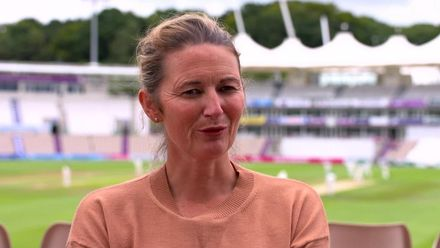 ICC 360 - The Charlotte Edwards story