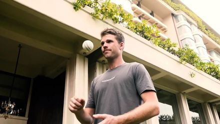 ICC 360 - Lockie Ferguson and the love of bowling fast