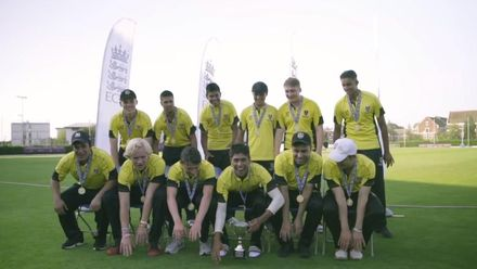 ICC 360 - ECB T20 City Cup Wrap