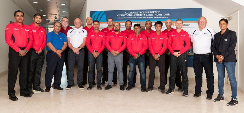 Match Officials - ICC Men's T20 World Cup Qualifier 2019