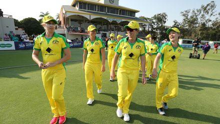 IN PICS: Australia's record streak of 21* wins in WODIs