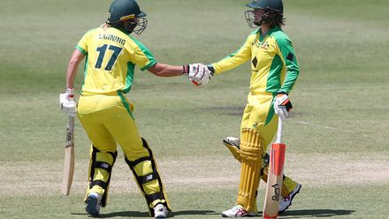 Meg Lanning skippered in 17 games, while Rachael Haynes took over the reins once in West Indies