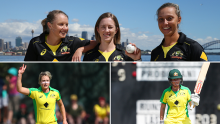 Five players featured in all 18 wins: Rachael Haynes, Alyssa Healy, Ashleigh Gardner, Ellyse Perry and Beth Mooney