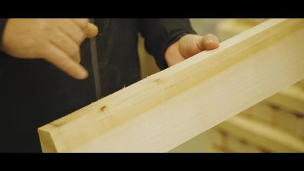ICC 360 – The art of bat making