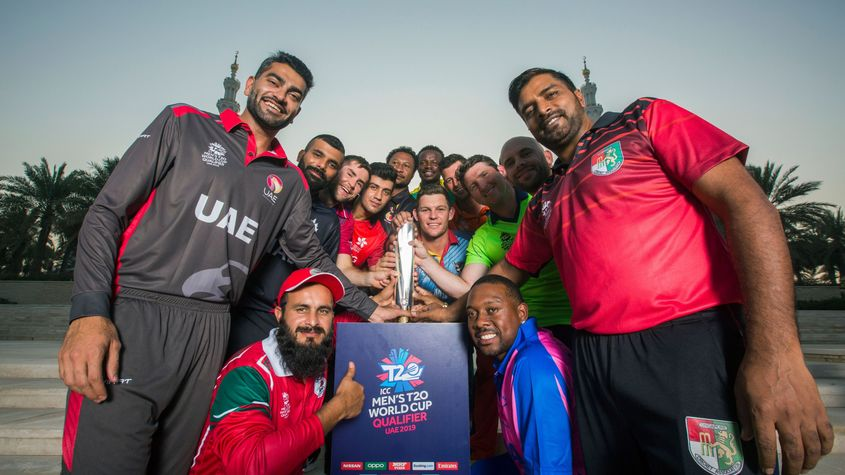 Fourteen teams are in the contest for six places in the Men's T20 World Cup 2020