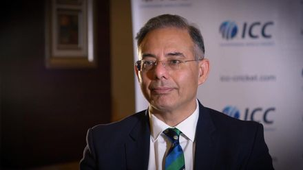 ICC CEO Manu Sawhney explains the readmission of Zimbabwe and Nepal