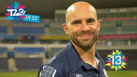 T20 in 20: 13 – Scotland are the team to beat