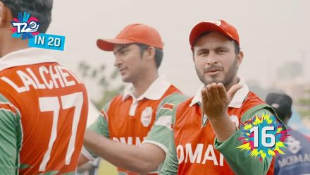 T20 in 20: 16 - Oman have all the goods, can they get to Australia?