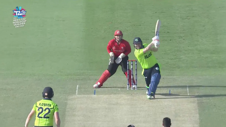T20WCQ: HK v Ire –Highlights of Ireland's successful run chase