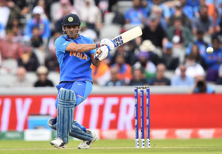 MS Dhoni was last seen during India's World Cup semi-final defeat to New Zealand