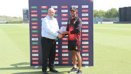 Bermuda v PNG, 5th Match, Group A, ICC Men's T20 World Cup Qualifier at Dubai, Oct 19 2019