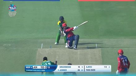 T20WCQ: JSY v NGR – Full highlights of Jersey's 69-run win