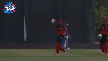T20WCQ: BER v SIN – Singapore prevail in a thriller – highlights