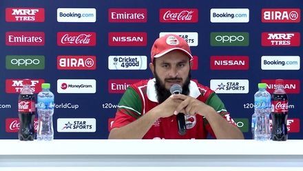 T20WCQ: 'Our players are working hard' – Zeeshan Maqsood