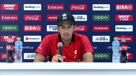 T20WCQ: 'We've lost two games, but it's a new day tomorrow' – Aizaz Khan