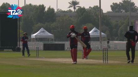 T20WCQ: JSY v CAN – Sumerauer cleans up Thomas to give Jersey breakthrough