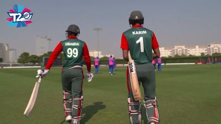 T20WCQ: KEN v BER – Match highlights
