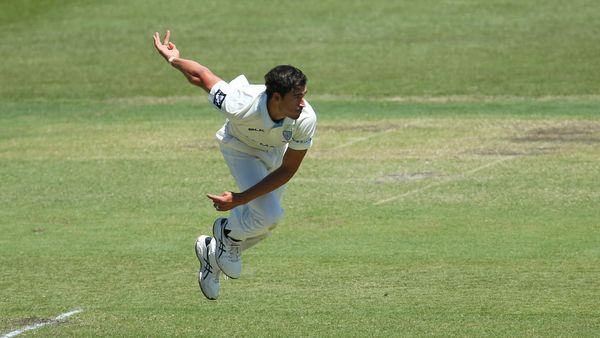 Starc restates red-ball credentials before Pakistan series with 10-wicket haul