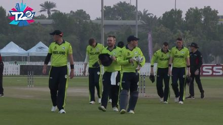 T20WCQ: IRE v OMA – Match highlights