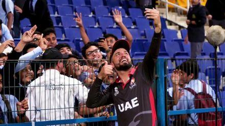 T20WCQ: Rohan Mustafa, the