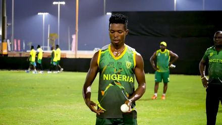 T20WCQ: CAN v NGR – At The Nets