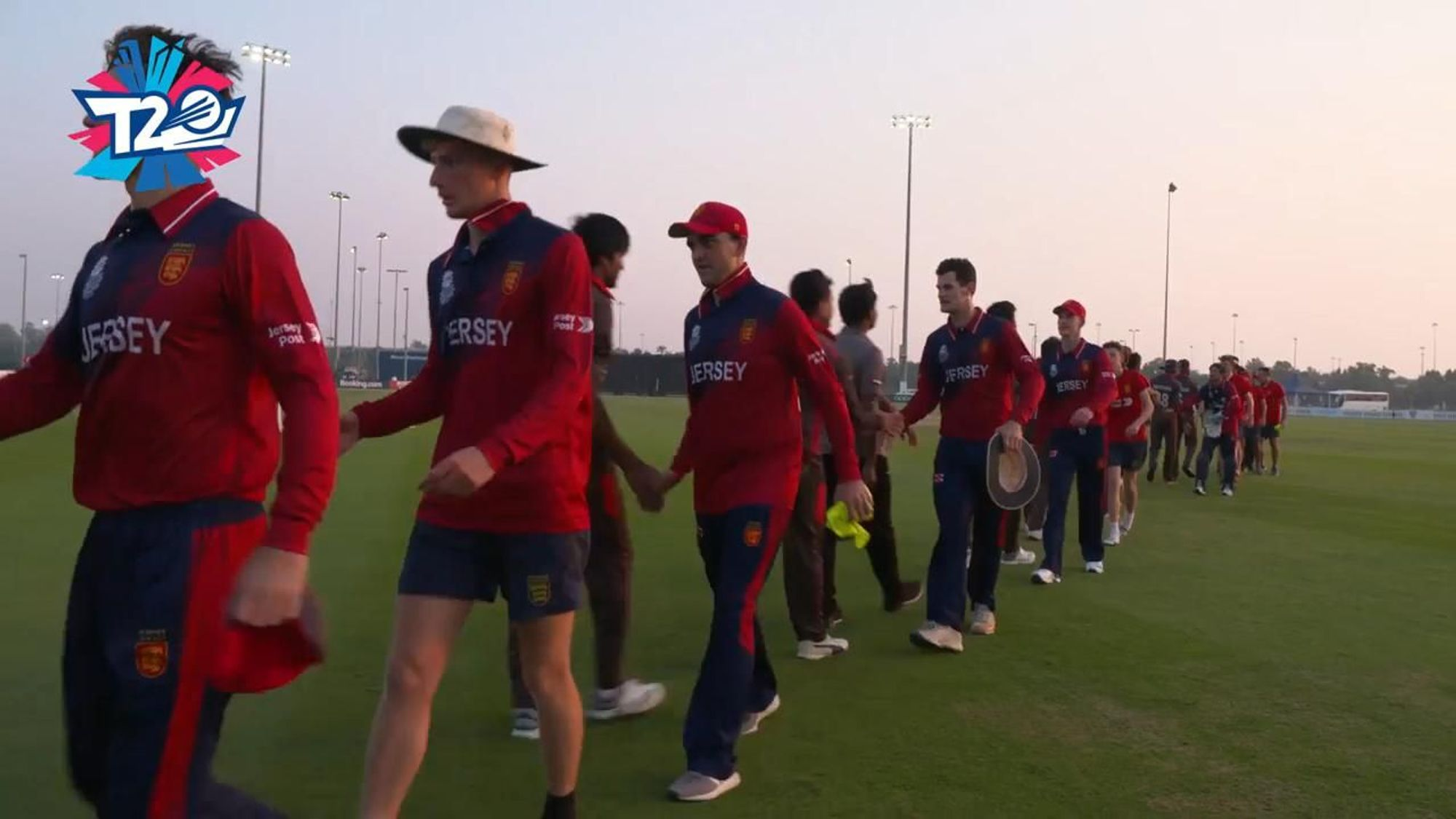 T20WCQ: UAE v JSY – Highlights from Jersey's terrific win over UAE!