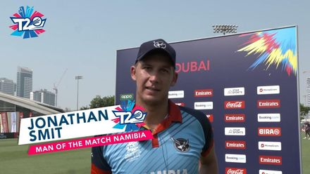 T20WCQ: SCO v NAM – 'We really needed that win'