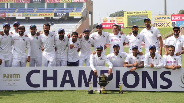 Kohli heaps praise on 'multi-dimensional team' after South Africa sweep