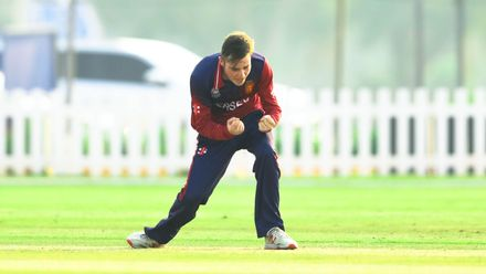 UAE v Jersey, 21st Match, Group B, ICC Men's T20 World Cup Qualifier at Abu Dhabi, Oct 22 2019